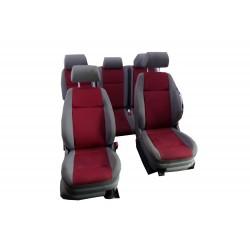 Komplet foteli podgrzewanych VW Caddy Life 08r