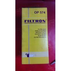 Filtr oleju FILTRON OP 574 VOLKSWAGEN
