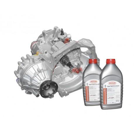 Skrzynia biegów GQN VW TOURAN 1,9 TDI