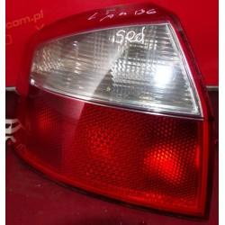 Lampa lewa tylna Audi A4 B6 sedan 02r 8E0945095D