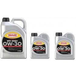 Olej silnikowy Meguin WIV 50601 0W-30 5L+1L