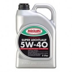 Zestaw Meguin Super Leichtlauf SAE 5W-40 5L