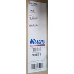 Chłodnica klimatyzacji NISSENS 94678