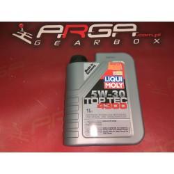 Olej silnikowy LIQUI MOLY 5W-30 TOPTEC 1L