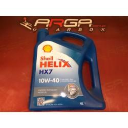 Olej silnikowy SHELL HELIX HX7 10W-40 4L