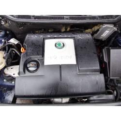 Silnik Skoda Fabia I AZQ 1.2 12V 74 tyś przebiegu IGŁA