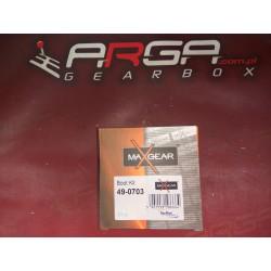 Zestaw osłony przegubu napędowego MAXGEAR 49-0703