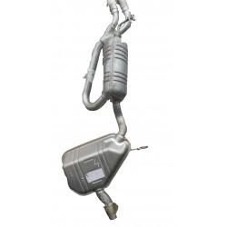 Tłumik końcowy FIAT BARCHETTA 1.8 16V