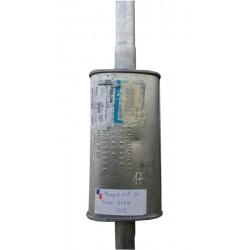 Tłumik środkowy PEUGEOT 307 1.6 KOMBI 86 KW