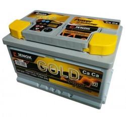 Akumulator JENOX GOLD 077624Z 12V 77Ah / 770 A P+