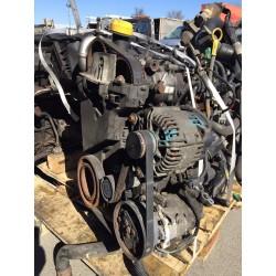 Silnik K9K 722 K9K722 K9K D722 NISSAN Micra 1.5dCi