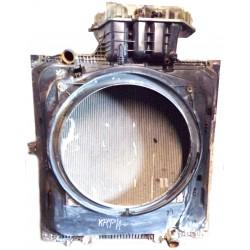 Chłodnica wody intercooler MAN TGA 81066200145