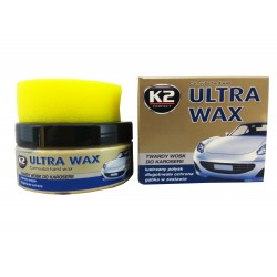 Twardy wosk do karoserii K2 ULTRA WAX Carnauba hard wax 250g