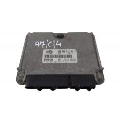Sterownik komputer silnika ECU VW 038906013AG 0281001902